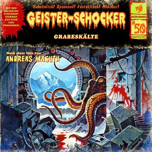 9783864731105: Grabeskälte-Vol.50 (CD+DVD) (Limited Edition)