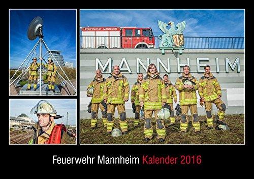 9783864760624: Feuerwehr Mannheim 2016
