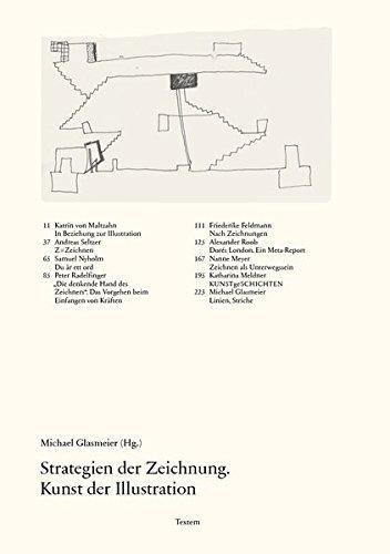 9783864850646: Strategien der Zeichnung: Kunst der Illustration