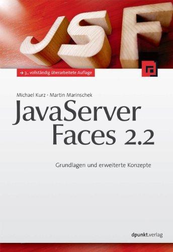 9783864900099: JavaServer Faces 2.2: Grundlagen und erweiterte Konzepte
