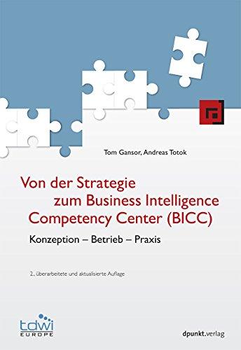 Von der Strategie zum Business Intelligence Competency Center (BICC): Tom Gansor