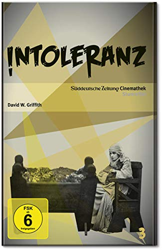 9783864970481: Intoleranz: Stummfilm [Alemania] [DVD]