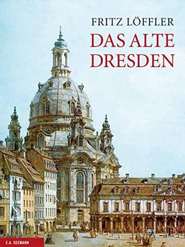 9783865020000: Das alte Dresden