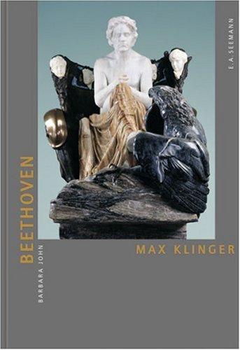9783865020901: Max Klinger - Beethoven