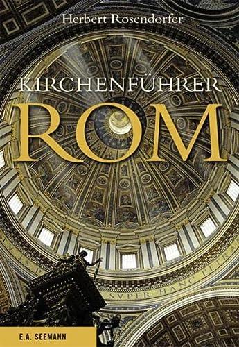 9783865022615: Kirchenführer Rom