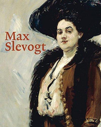 9783865022820: Max Slevogt - Malerei und Grafik
