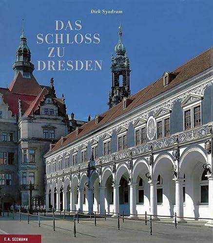 9783865023483: Das Schloss zu Dresden