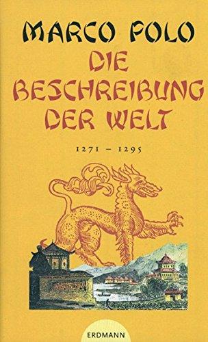 9783865031167: Die Beschreibung der Welt: 1271 - 1295
