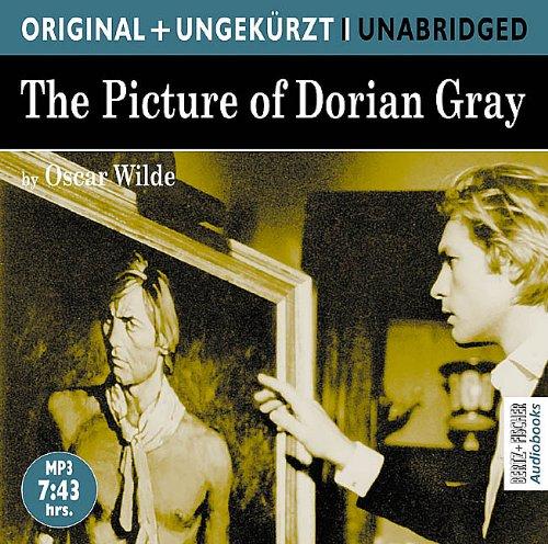 9783865055064: The Picture of Dorian Gray. MP3-CD: Die englische Originalfassung ungek�rzt