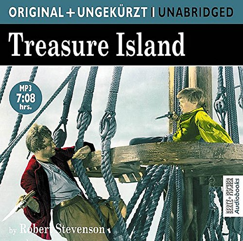 9783865055095: Treasure Island. MP3-CD