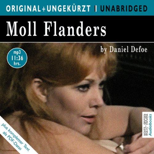 9783865055422: Moll Flanders: Die englische Originalfassung ungekürzt