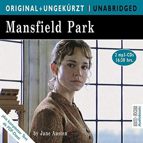 9783865055620: Mansfield Park: Die englische Originalfassung ungekürzt