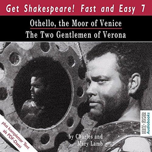 9783865055958: Othello, the Moor of Venice /The Two Gentlemen of Verona