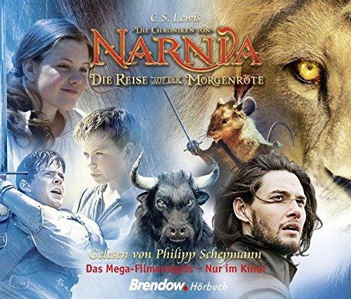 Lewis, C: Chroniken von Narnia - Die Reise auf der Morgenröt - Lewis, Clive Staples
