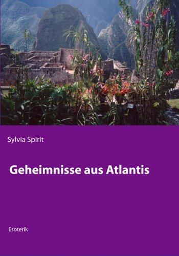 9783865161178: Geheimnisse aus Atlantis (Livre en allemand)