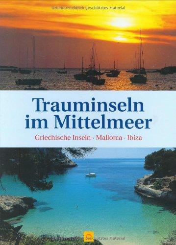 9783865170323: Trauminseln im Mittelmeer