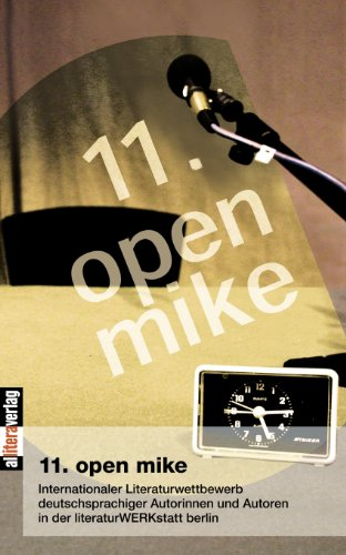 9783865200389: 11. Open Mike (German Edition)