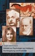 9783865200433: Zeittafel zur Psychologie von Intelligenz, Hochbegabung und Kreativität