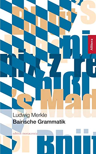 9783865200785: Bairische Grammatik (German Edition)