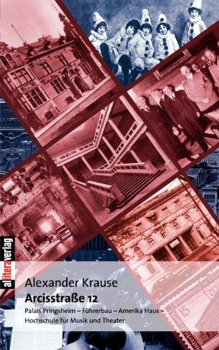 9783865200945: Arcisstraße 12 (German Edition)