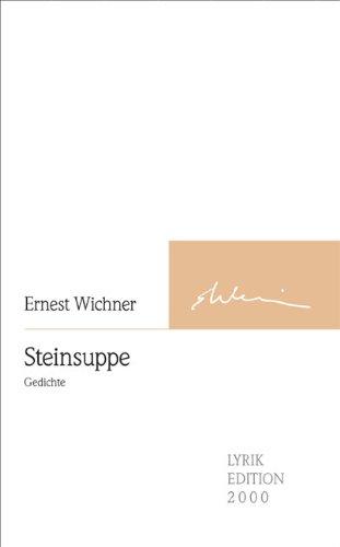9783865203113: Steinsuppe (German Edition)