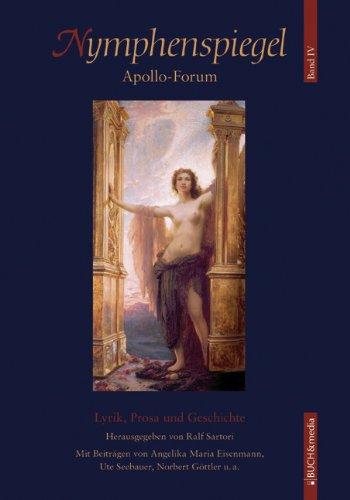 9783865203304: Nymphenspiegel IV Apolloforum (German Edition)