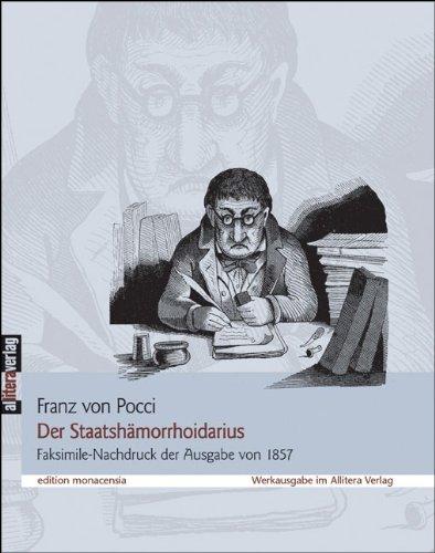 9783865204028: Der Staatshämorrhoidarius (German Edition)