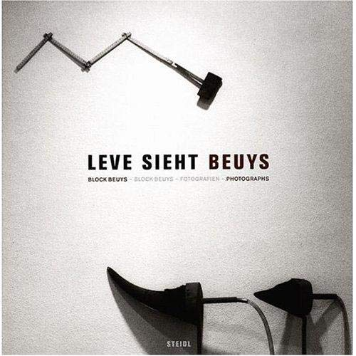 9783865210012: Joseph Beuys: Leve Sieht Beuys: Block Beuys: Photographs