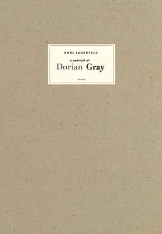 A Portrait of Dorian Gray: Carl Lagerfeld