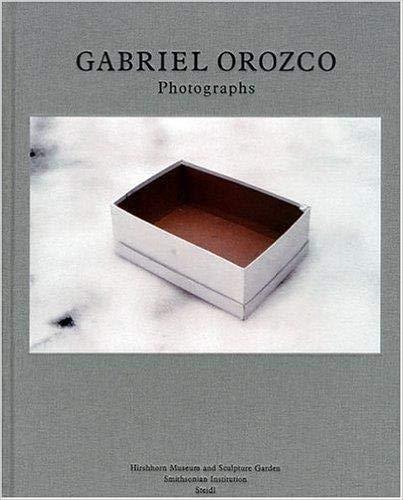 9783865210203: Gabriel Orozco: Photographs