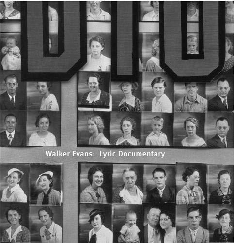 Walker Evans: Lyric Documentary: Hill, John T.