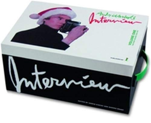 Andy Warhol's Interview (7 Volume Set) (Vol 1) (3865210236) by Elton John