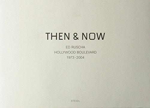 Then & Now: Ruscha, Ed