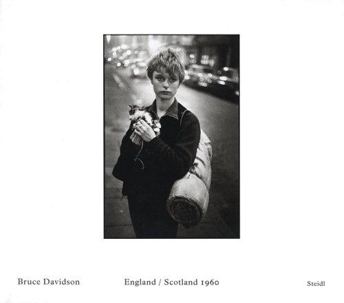 9783865211279: Bruce Davidson: England/scotland 1960