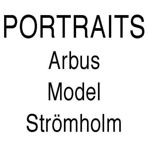 ARBUS, MODEL, STROMHOLM. - Diane ARBUS, Lisette MODEL, Christer STRÖMHOLM] - Anna Tellgren.