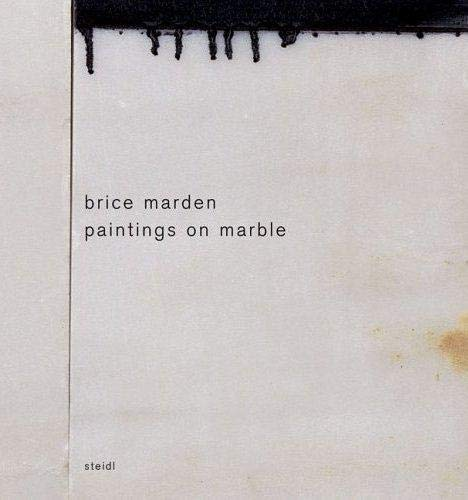9783865211637: Brice Marden: Paintings On Marble