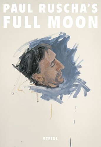 paul ruscha's full moon,