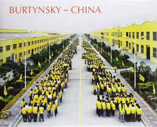 9783865212528: China : The Photographs of Edward Burtynsky, �dition en langue anglaise