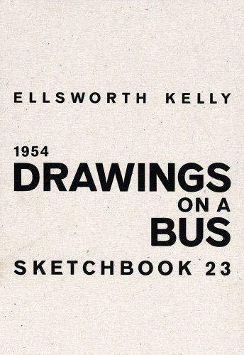 9783865214157: Ellsworth Kelly: 1954, Drawings on a Bus (Sketchbook S.)