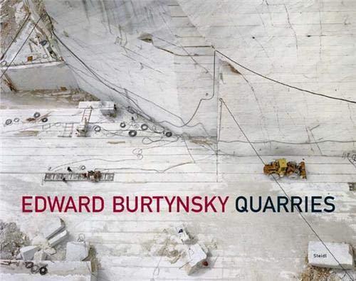9783865214560: Edward Burtynsky: Quarries