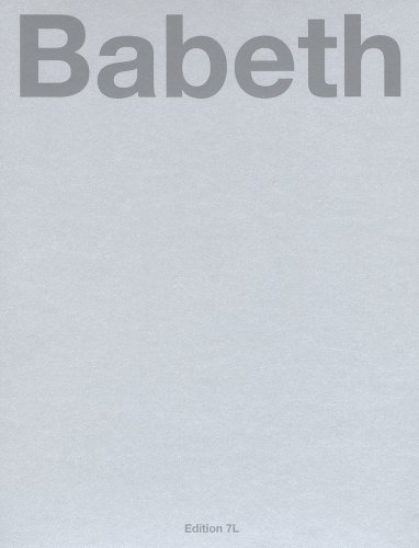 Babeth : Edition 2L