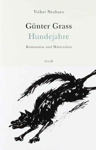 9783865215727: Günter Grass - Hundejahre: Kommentar und Materialien