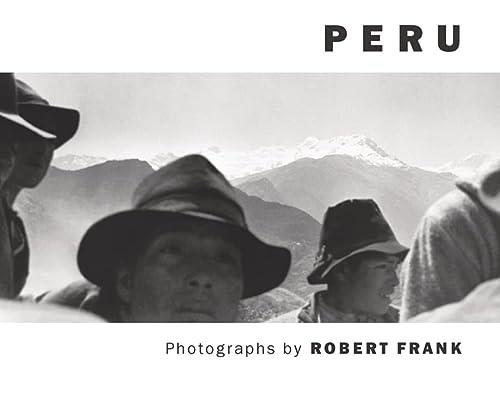 PERU **Signed First Edition**: Robert Frank