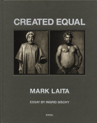 9783865217097: Mark Laita: Created Equal