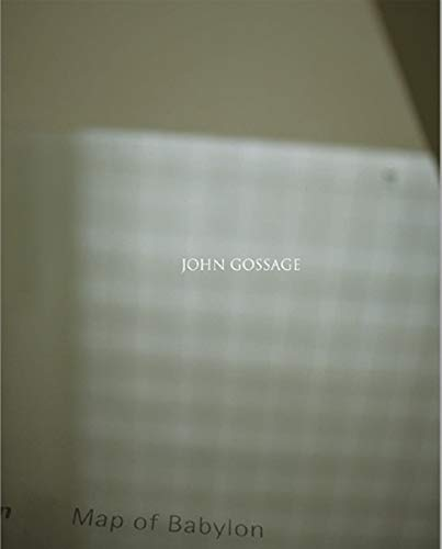 John Gossage: The Thirty-Two Inch Ruler/Map of: John Gossage