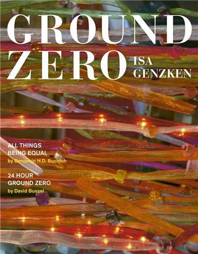 9783865217400: Isa Genzken: Ground Zero