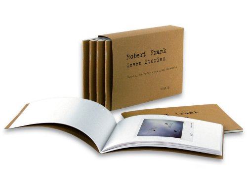 9783865217899: Robert Frank: Seven Stories: Polaroids: China, 20 Pages with 20 Photos Bk. 1
