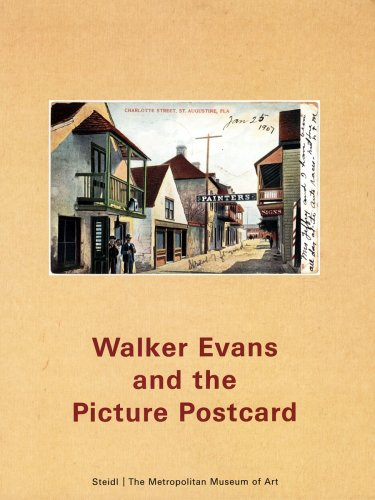 9783865218292: Walker Evans and the Picture Postcard