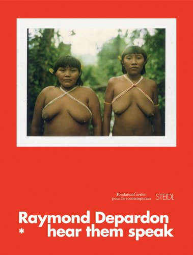 9783865218377: Raymond Depardon: Hear Them Speak