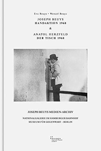 9783865219046: Joseph Beuys - Handaktion (+ Buch) [Alemania] [DVD]